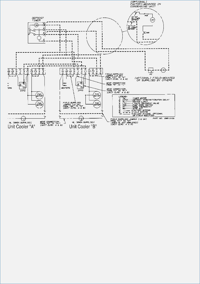 Heatcraft Condensing Unit Wiring Diagram