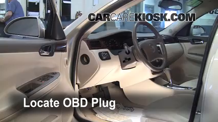 Wondrous Engine Light Is On 2006 2016 Chevrolet Impala What To Do 2008 Wiring Cloud Cranvenetmohammedshrineorg