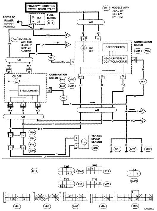 2006 Nissan Maxima Wiring Diagram - Wiring Diagram