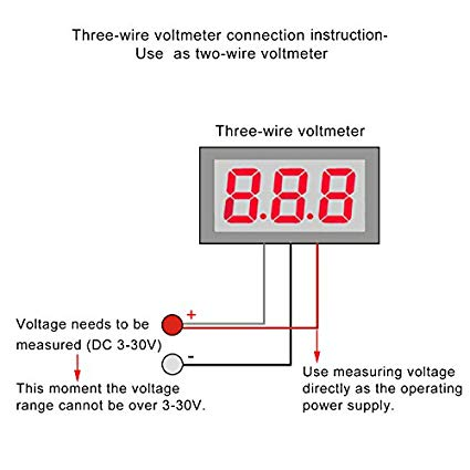 basic motorcycle wiring diagram voltmeter gd 8429  volt meter wiring diagram  gd 8429  volt meter wiring diagram