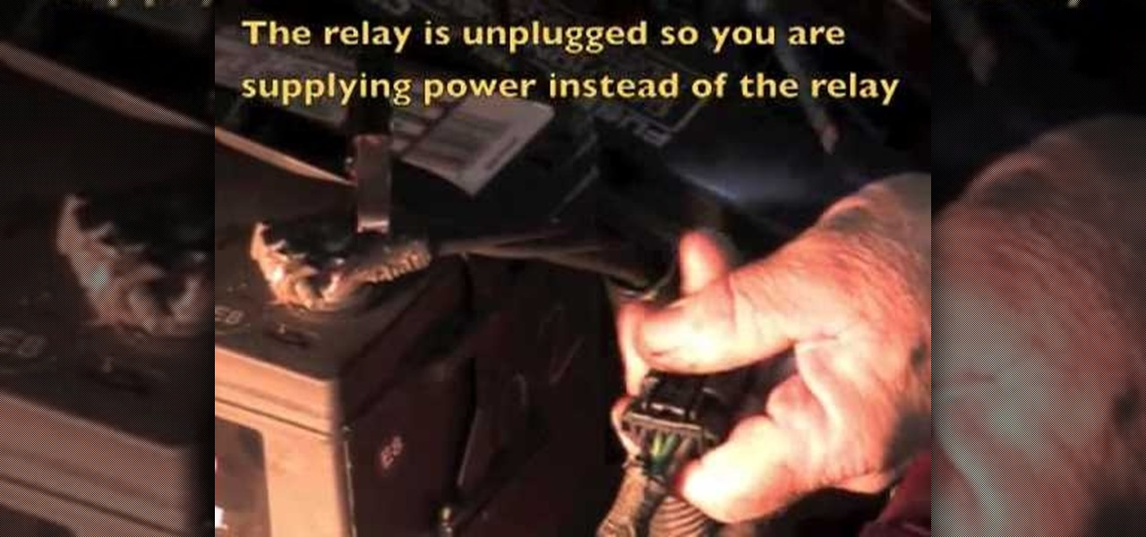 Amazing How To Diagnose A Problem With The Cooling Fan Relay On A Chrysler Wiring Cloud Icalpermsplehendilmohammedshrineorg