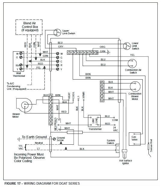 WO_2267] Evcon Furnace Wiring Diagram Wiring DiagramGinia Eachi Xeira Mohammedshrine Librar Wiring 101