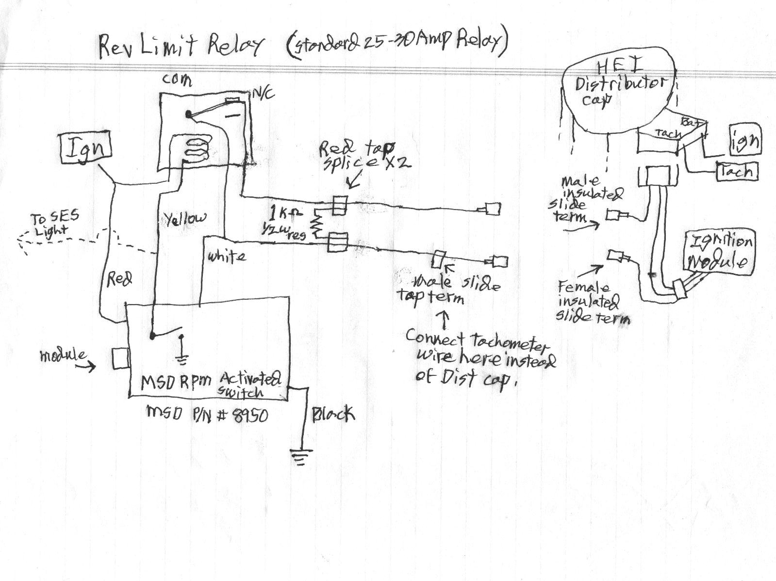 chevy hei distributor wiring diagram eg 7041  tachometer wiring diagram also chevy hei distributor  eg 7041  tachometer wiring diagram also