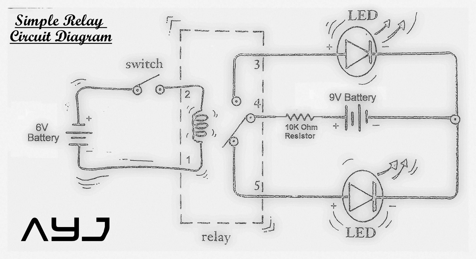 basic relay wiring diagram dm 9931  how will i found circuit diagrams like inverter and cable  how will i found circuit diagrams like