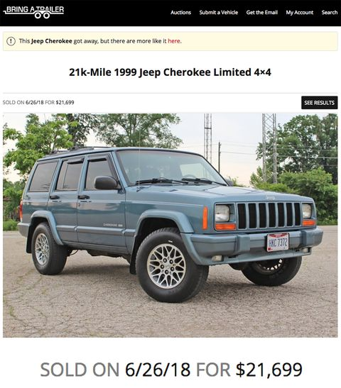 Excellent Im The Reason Why Old Jeep Cherokees Are So Expensive Today Wiring Cloud Gufailluminateatxorg