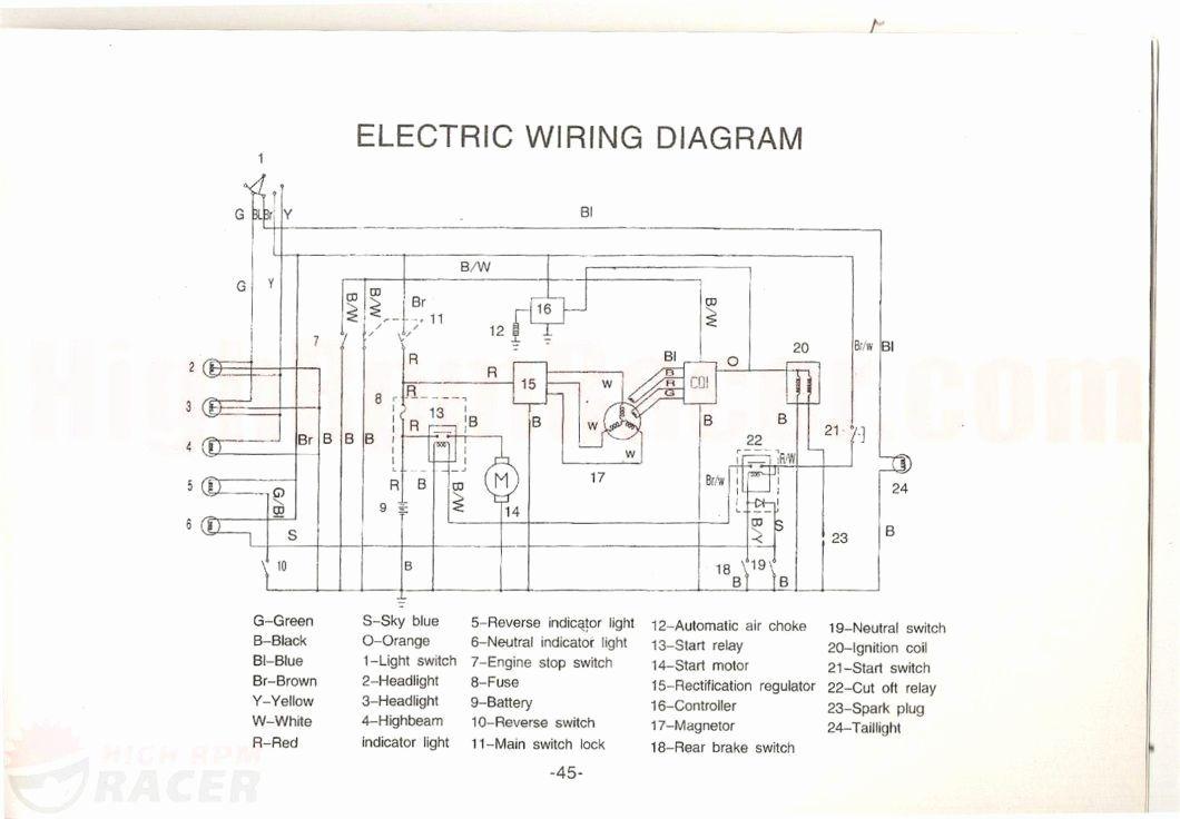 Kazuma Wiring Diagram