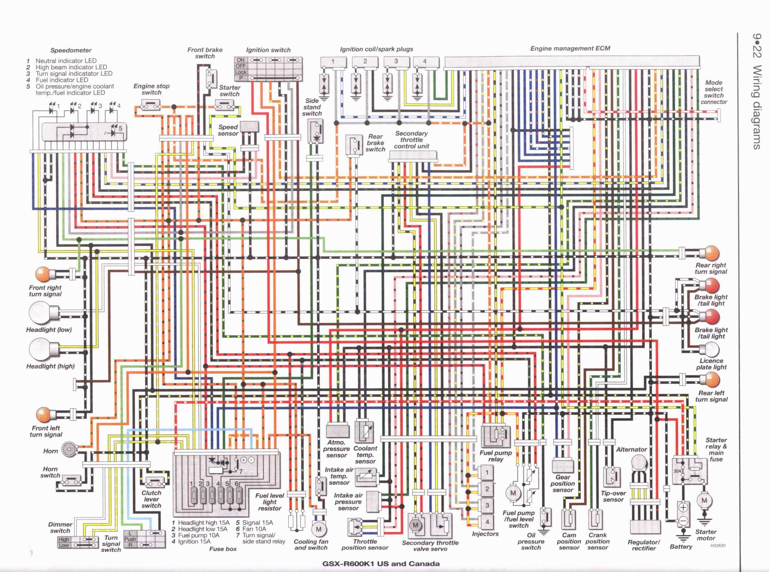 Enjoyable 2007 Suzuki 750 Wire Diagram Wiring Diagram Wiring Cloud Genionhyedimohammedshrineorg