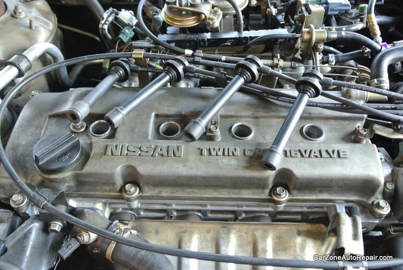Excellent 1996 2001 Nissan Altima Spark Plugs Replacement Procedure Carzone Wiring Cloud Ittabisraaidewilluminateatxorg