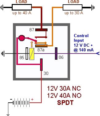 tyco 5 blade relay wiring diagram oe 5645  relay kit universal 5 pin relay wiring relay wiring  relay kit universal 5 pin relay wiring