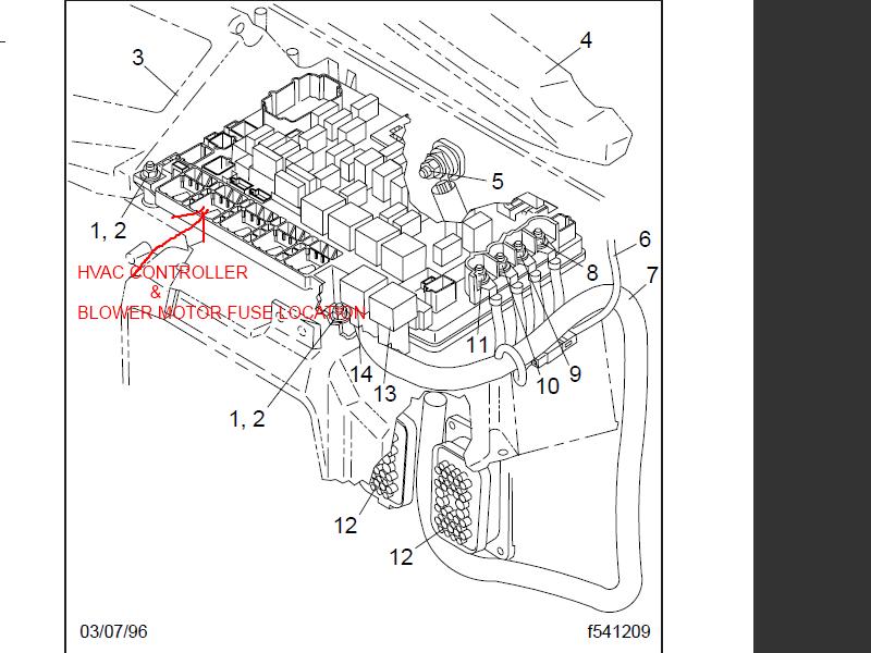 Freightliner Hvac Blower Motor Wiring - Wiring Diagrams17.e4.lesvignoblesguimberteau.fr