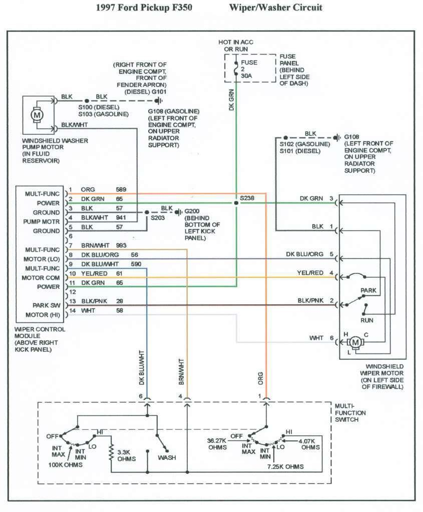 97 Ford F 350 Wiring - Fusebox and Wiring Diagram visualdraw-page -  visualdraw-page.coroangelo.it | Ford F 350 Stereo Wiring Harness |  | diagram database - coroangelo.it