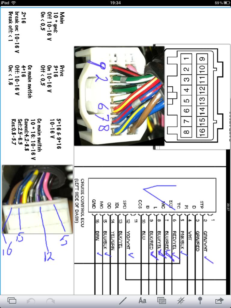 1995 Lexus Es300 Stereo Wiring Diagram - Wiring Diagram