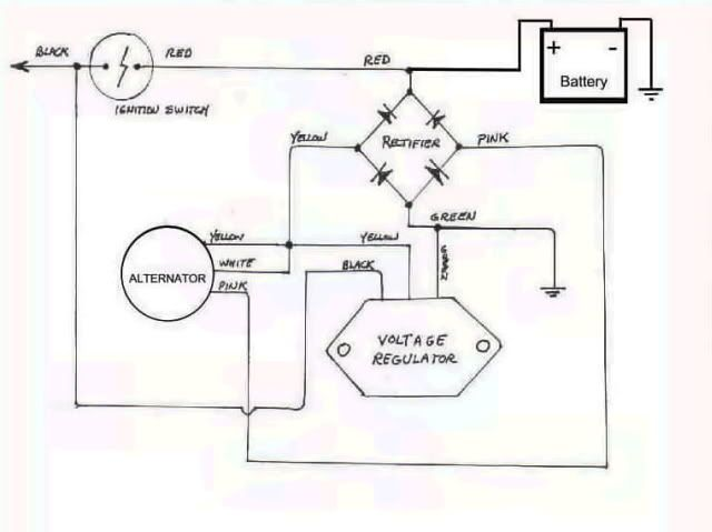 Enjoyable Honda Cb Simplified Wiring Wiring Motorcycle Tips Diagram Wiring Cloud Onicaalyptbenolwigegmohammedshrineorg