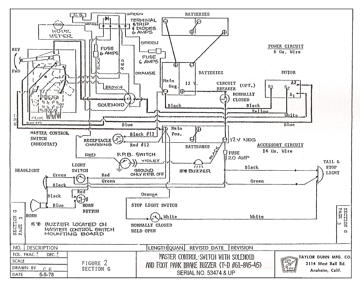 Ez Go Xi 875 Wiring Diagram - 1971 Nova Tail Light Wiring Diagram   Bege Wiring  Diagram [ 960 x 1200 Pixel ]