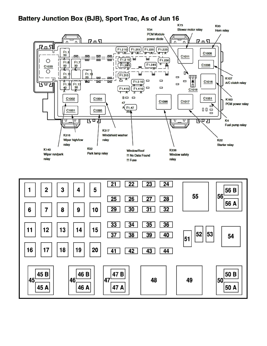 2003 sport trac fuse box diagram | seed-revolution wiring diagram id -  seed-revolution.ilfrantoiodelleidee.it  wiring diagram library