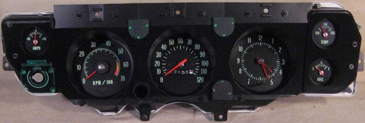 Amazing Tachometer Repair Restoration For Chevelle Classic Cars Wiring Cloud Orsalboapumohammedshrineorg