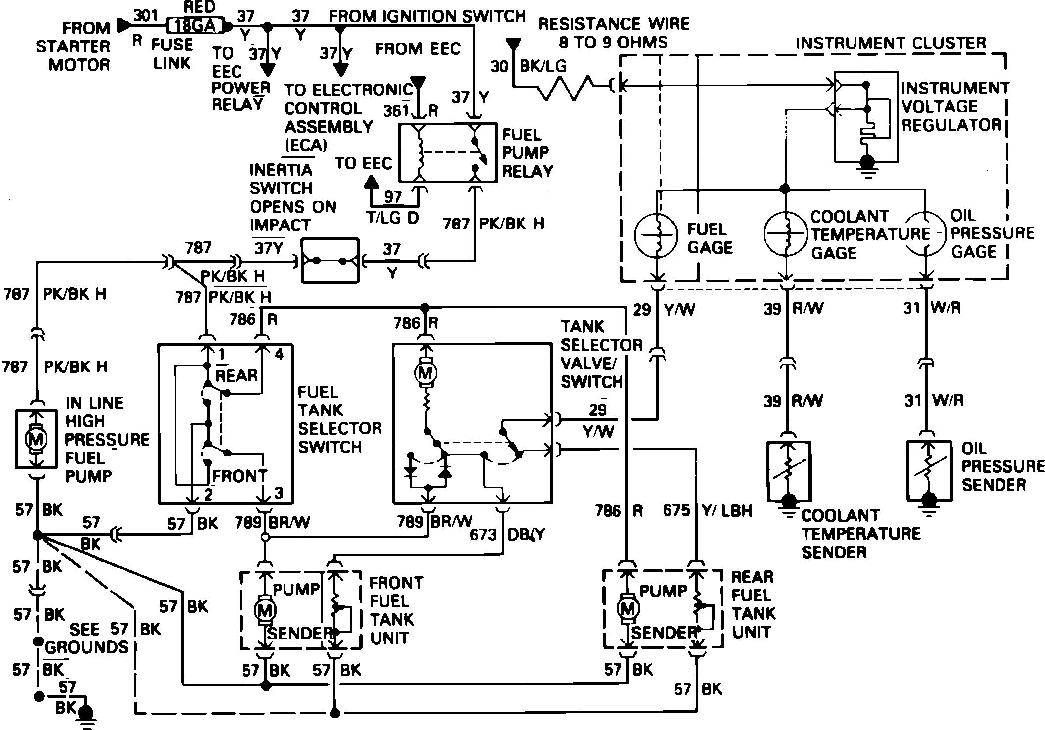 Odes Fuel Pump Wiring Diagram   Garabage Disopable 40 Way Schematic ...