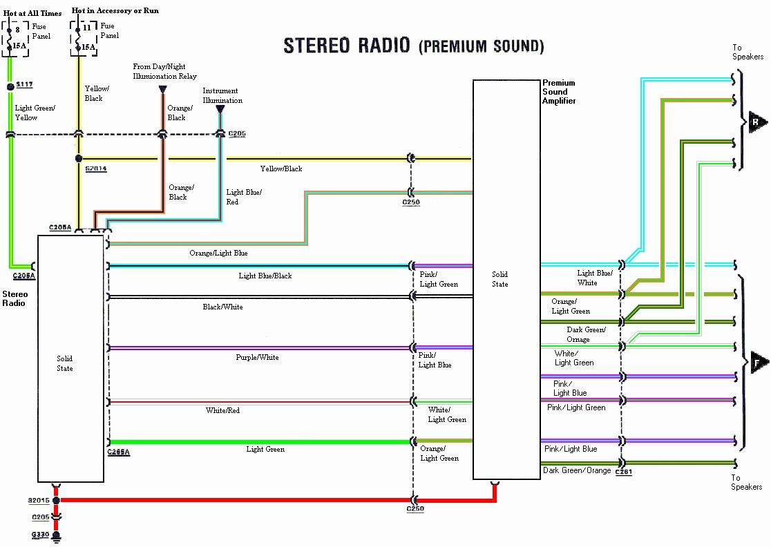 Dx 4519 03 Mustang Radio Wiring Diagram Download Diagram