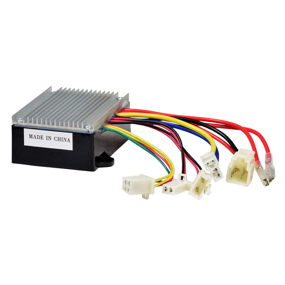 Fabulous Zk2430D Fs Control Module With 4 Wire Throttle Connector For The Wiring Cloud Rineaidewilluminateatxorg