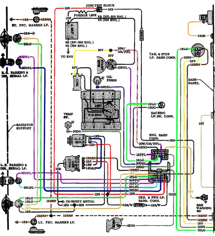 Wondrous 1969 Chevelle Wiring Diagram As Well 1967 Chevelle Wiring Diagram Wiring Cloud Rometaidewilluminateatxorg