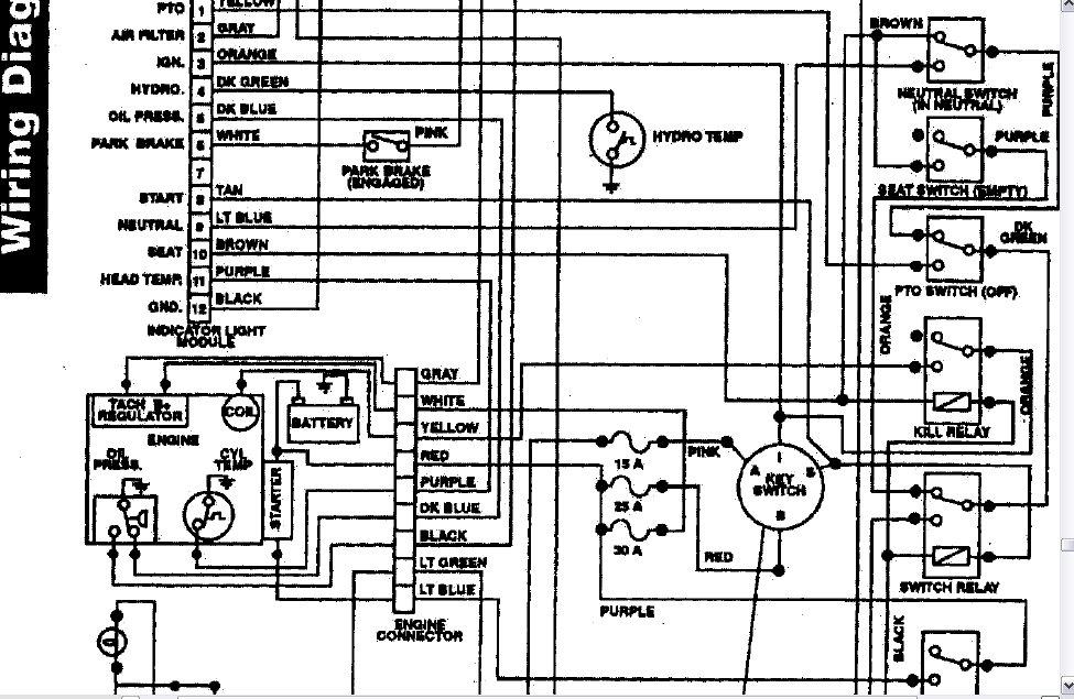 wheelhorse wiring diagram relay switch wiring diagram toro wiring diagram data  relay switch wiring diagram toro