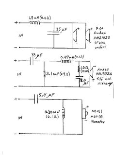 Terrific Loudspeaker Wiring Diagram Basic Electronics Wiring Diagram Wiring Cloud Licukaidewilluminateatxorg