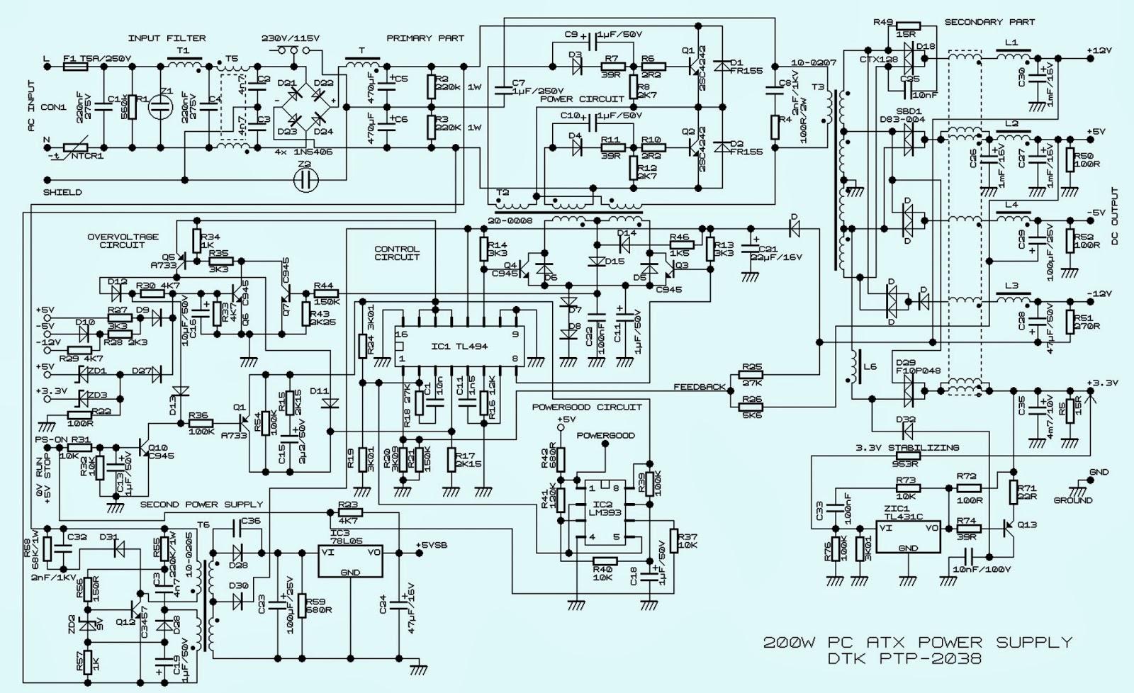 GW_7987] Puter Wiring Diagram Free Picture SchematicWww Mohammedshrine Librar Wiring 101