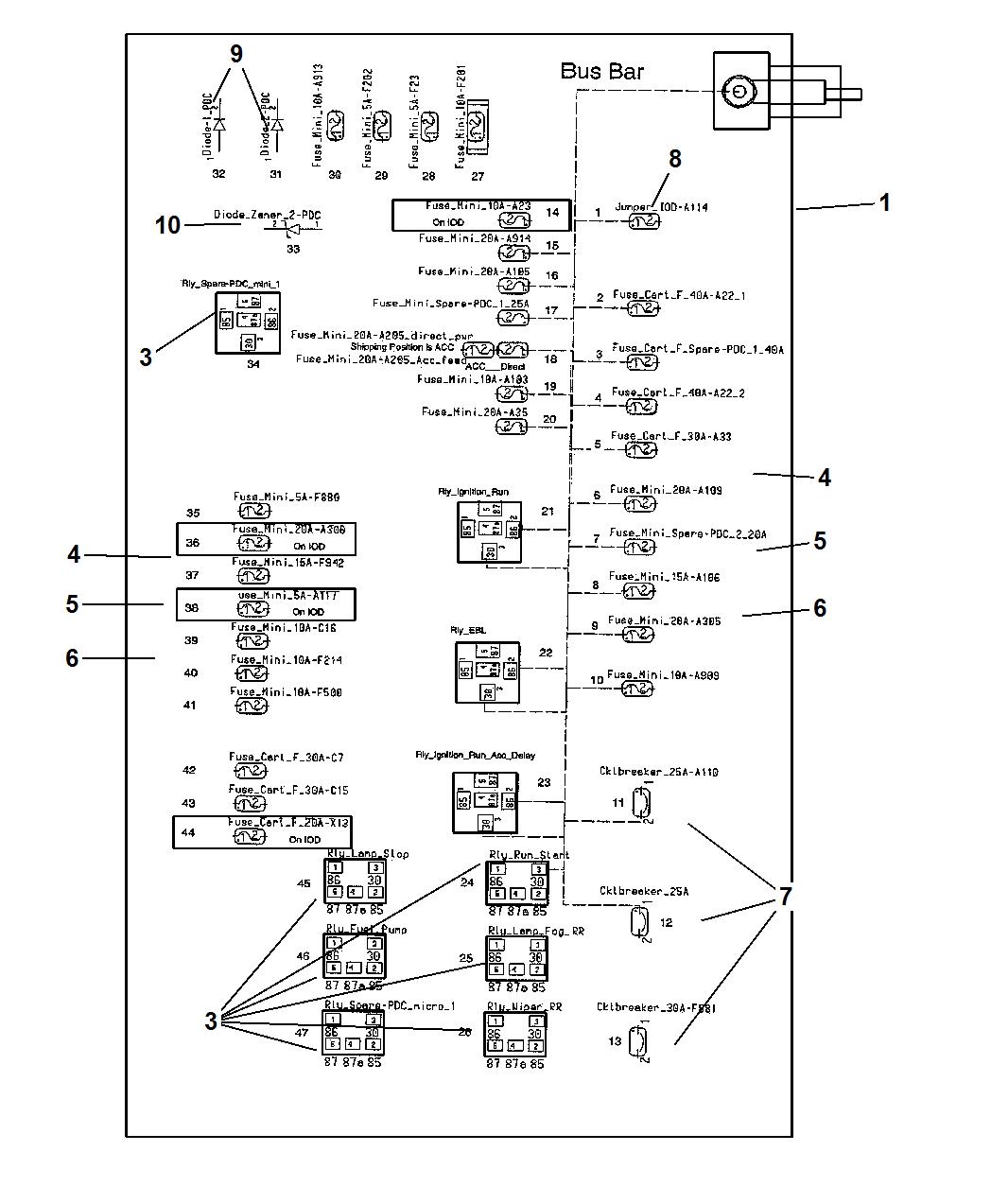 06 Charger Fuse Box Diagram Alternator Idiot Light Wiring Diagram Begeboy Wiring Diagram Source