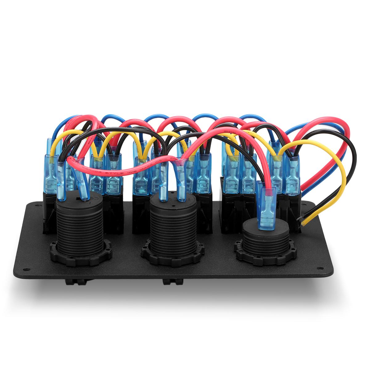 Et 3694 Led Rocker Switch Wiring Diagram