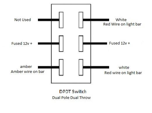 yg1803 led light bar switch wiring diagram free diagram