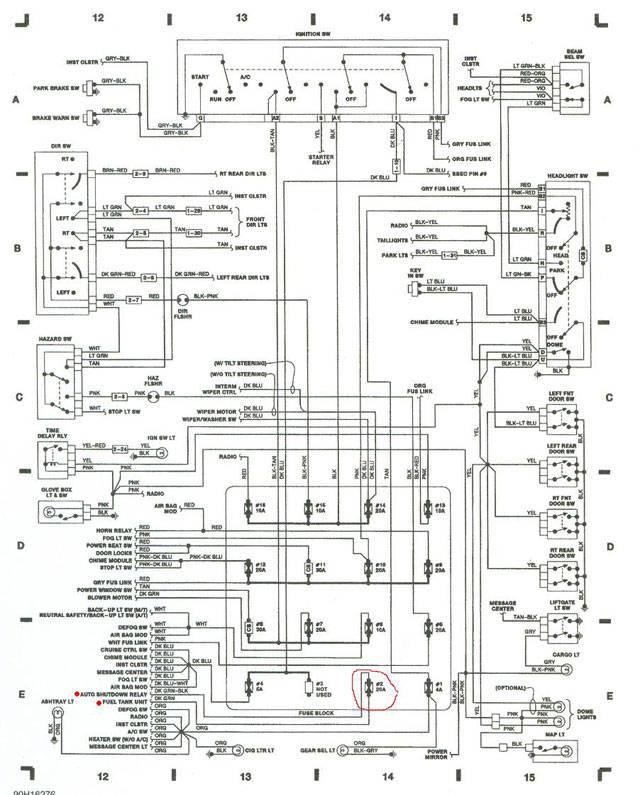 91 Dodge Caravan Wiring Diagram Wiring Diagram Browse A Browse A Cfcarsnoleggio It