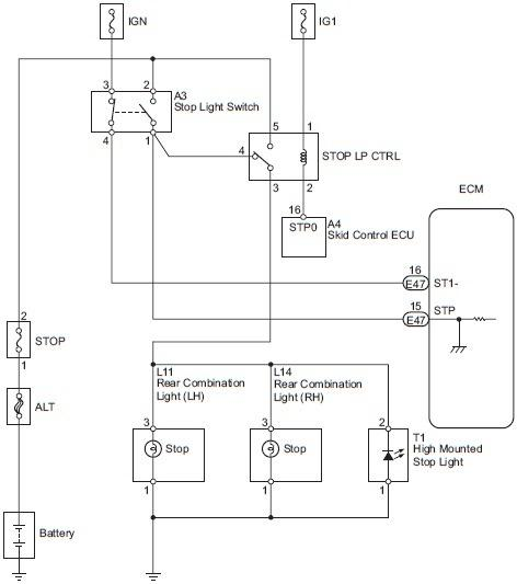 Fj Cruiser Wiring Schematic Wiring Diagrams