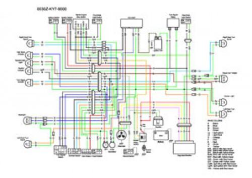 Awe Inspiring 1988 1990 Honda Nx125 Color Wiring Diagram Wiring Cloud Xempagosophoxytasticioscodnessplanboapumohammedshrineorg