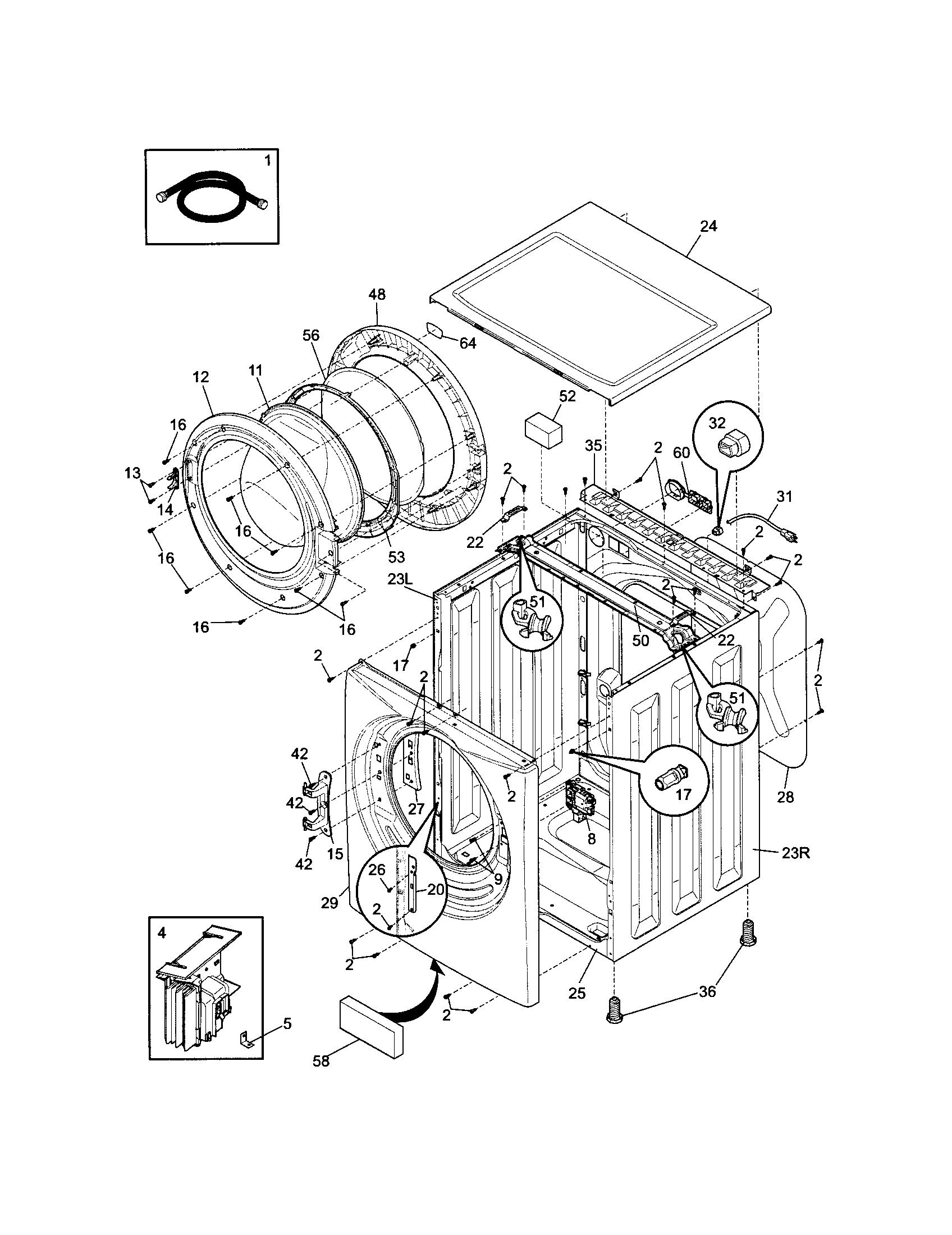 WR_3964] Frigidaire Washer Schematic Download DiagramAryon Dylit Mepta Mohammedshrine Librar Wiring 101