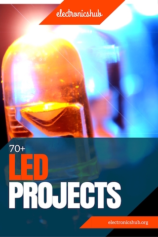 Astounding 70 Led Projects And Circuits For Engineering Students Wiring Cloud Timewinrebemohammedshrineorg