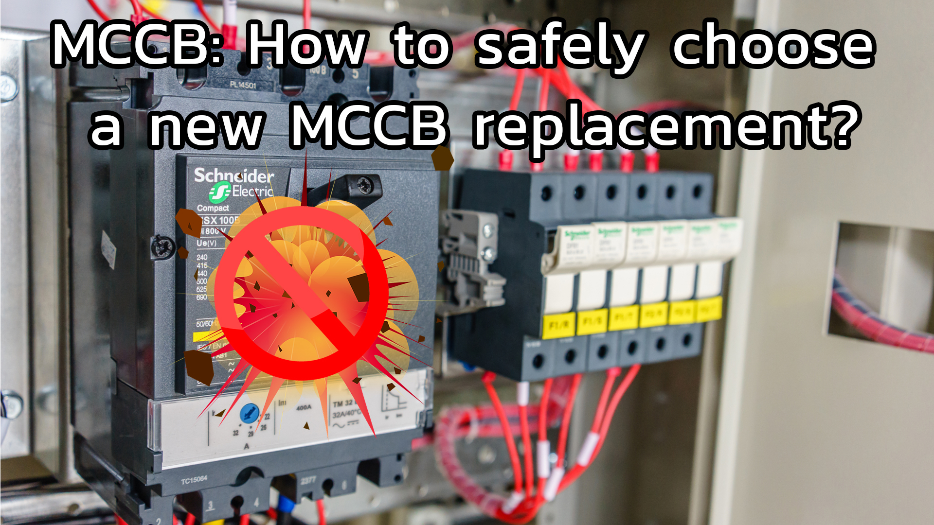 Incredible Mccb How To Safely Choose A New One To Replace It Wiring Cloud Onicaalyptbenolwigegmohammedshrineorg