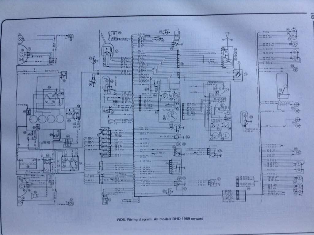 Amazing Ford Granada V6 Wiring Diagram Wiring Diagram Wiring Cloud Ittabisraaidewilluminateatxorg