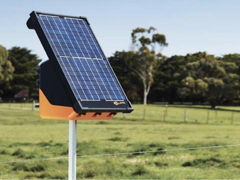 Sensational S200 Portable Solar Electric Fence Charger Gallagher Electric Wiring Cloud Overrenstrafr09Org