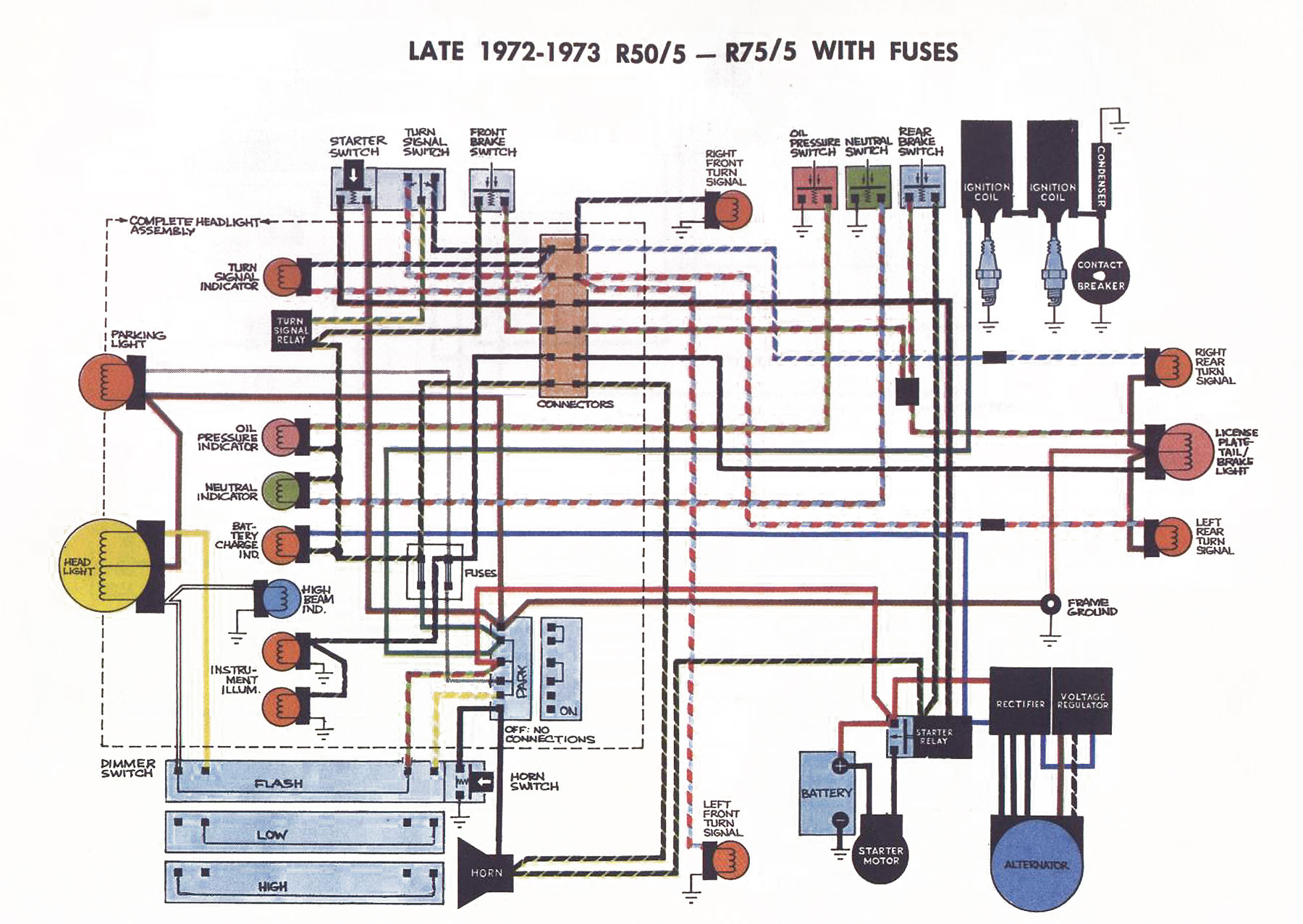 Sensational Bmw R75 Wiring Diagram Wiring Library Wiring Cloud Hisonepsysticxongrecoveryedborg