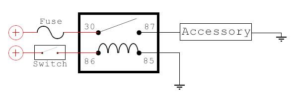 Nt 4421 Relay Diagram