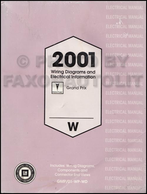 Pleasant 2001 Pontiac Grand Prix Repair Wiring Electrical Information Wiring Cloud Faunaidewilluminateatxorg