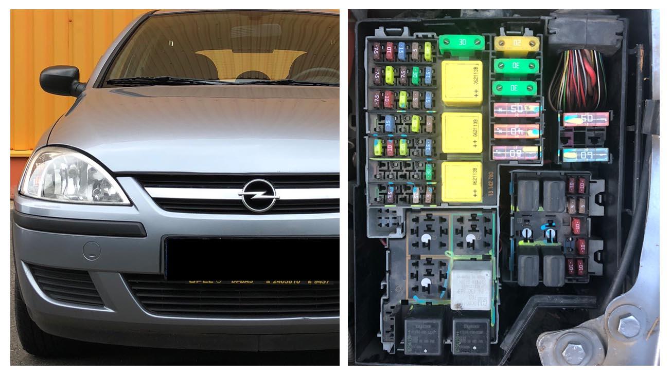 Surprising Fuse Box Opel Corsa 2001 Online Wiring Diagram Wiring Cloud Loplapiotaidewilluminateatxorg