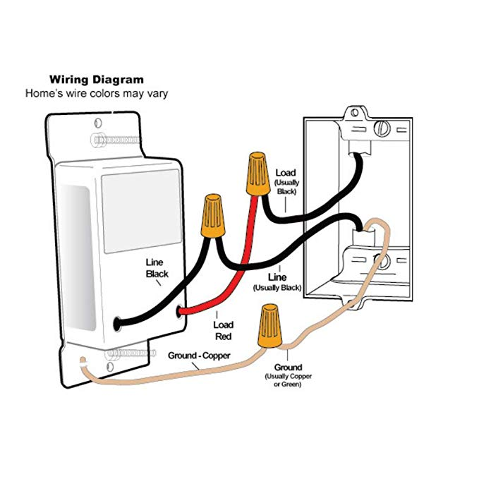 Diagram Hooking Up A Dimmer Switch