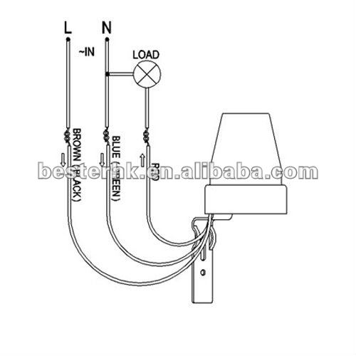 Bn 5321 Photocell Switch Circuit Download Diagram