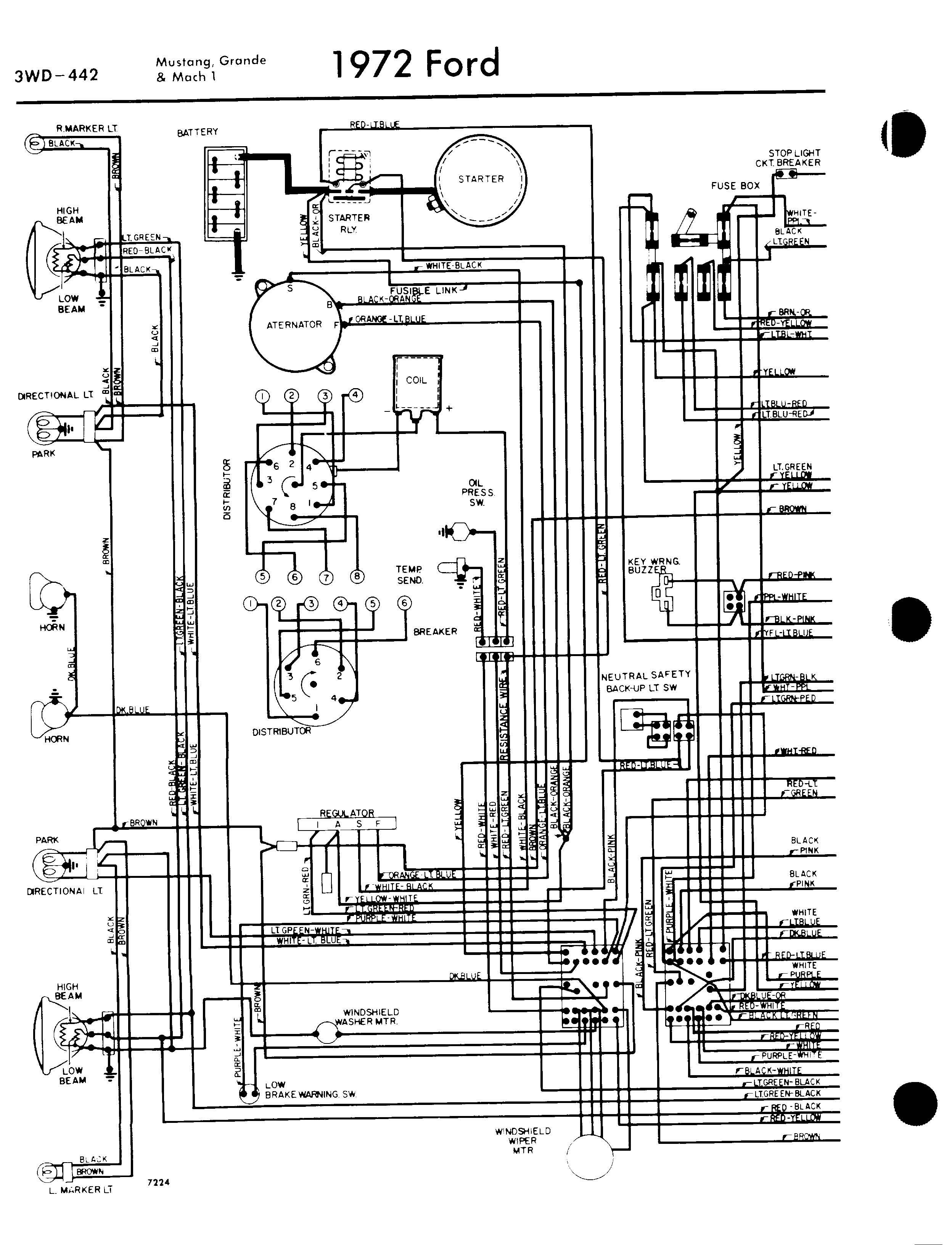 Magnificent Harness Diagram Ford Mustang Ignition Switch Wiring Diagram 1973 Wiring Cloud Xempagosophoxytasticioscodnessplanboapumohammedshrineorg