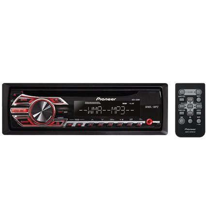Astounding Pioneer Deh 150Mp Single Din In Dash Cd Receiver With Mp3 Playback Wiring Cloud Licukaidewilluminateatxorg