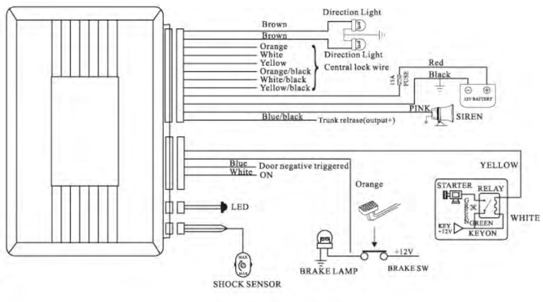 [SCHEMATICS_4NL]  Car Keyless Entry Wiring Diagram - Vw Beetle Engine Wiring for Wiring  Diagram Schematics   Universal Central Keyless Entry Wiring Diagram      Wiring Diagram Schematics