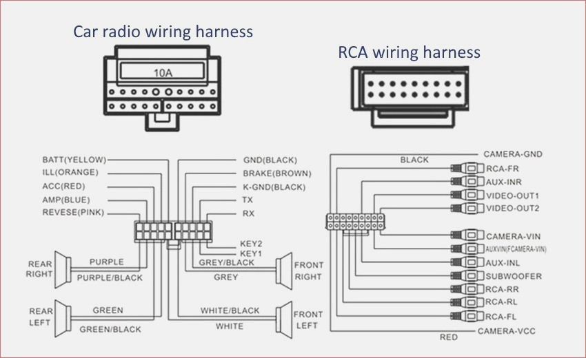 wiring diagram for a pioneer avh p2300dvd  jeepster