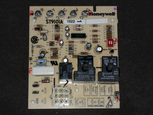 HK_3244] Replacement For Furnace Control Circuit Board St9160B1084  Replacement Schematic WiringTarg Eumqu Embo Vish Ungo Sapebe Mohammedshrine Librar Wiring 101