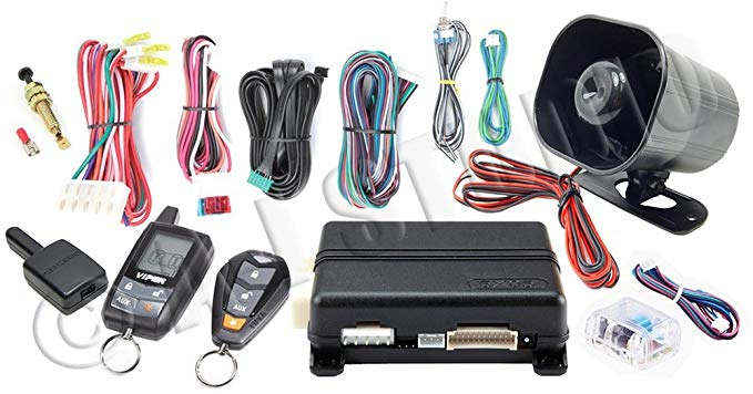Sensational Amazon Com Viper 5305V 2 Way Lcd Vehicle Car Alarm Keyless Entry Wiring Cloud Uslyletkolfr09Org